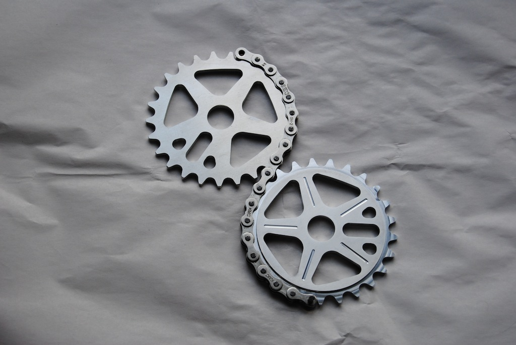 New issue of the Shape bicycles sprocket