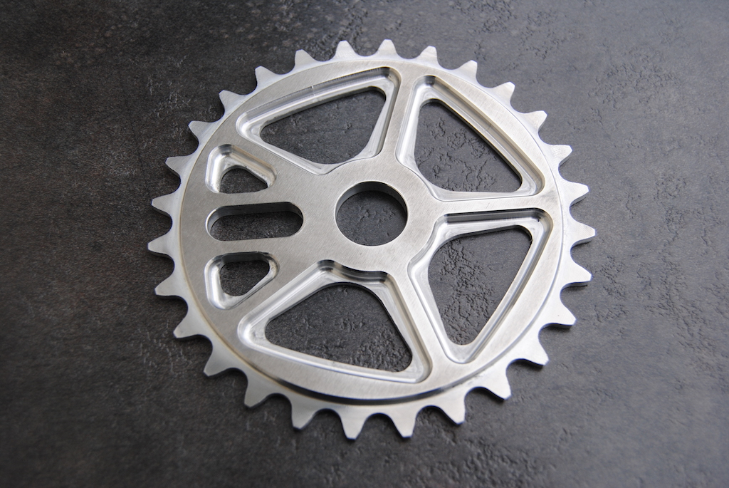 New Shape bicycles sprocket - 19mm version