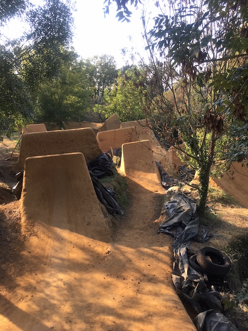 Shape bicycles trail trip 2018 - South