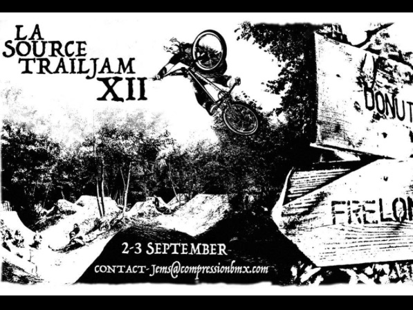 The twelve la Source jam - 2&3 September 2017