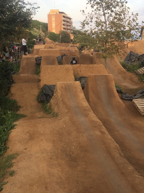 Lost trail jam 2017