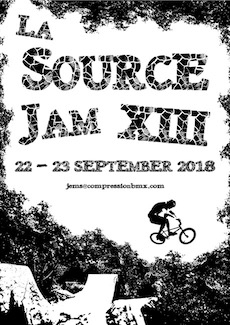 La Source jam 2018 - 13rd edition