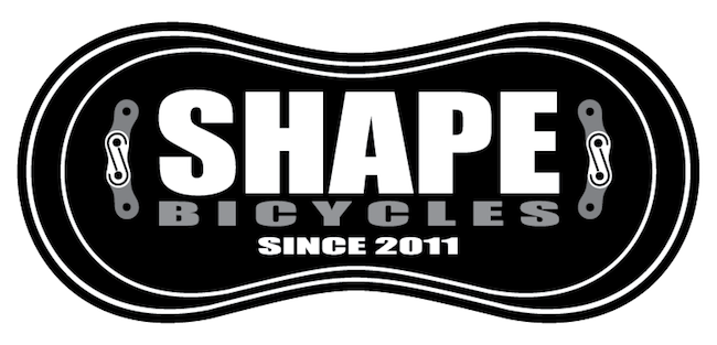 New Shape bicycles logo