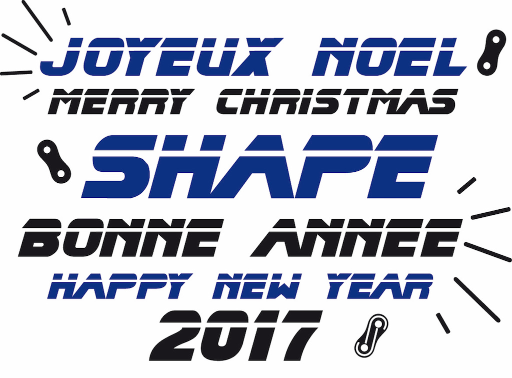 Shape bicycles wishes