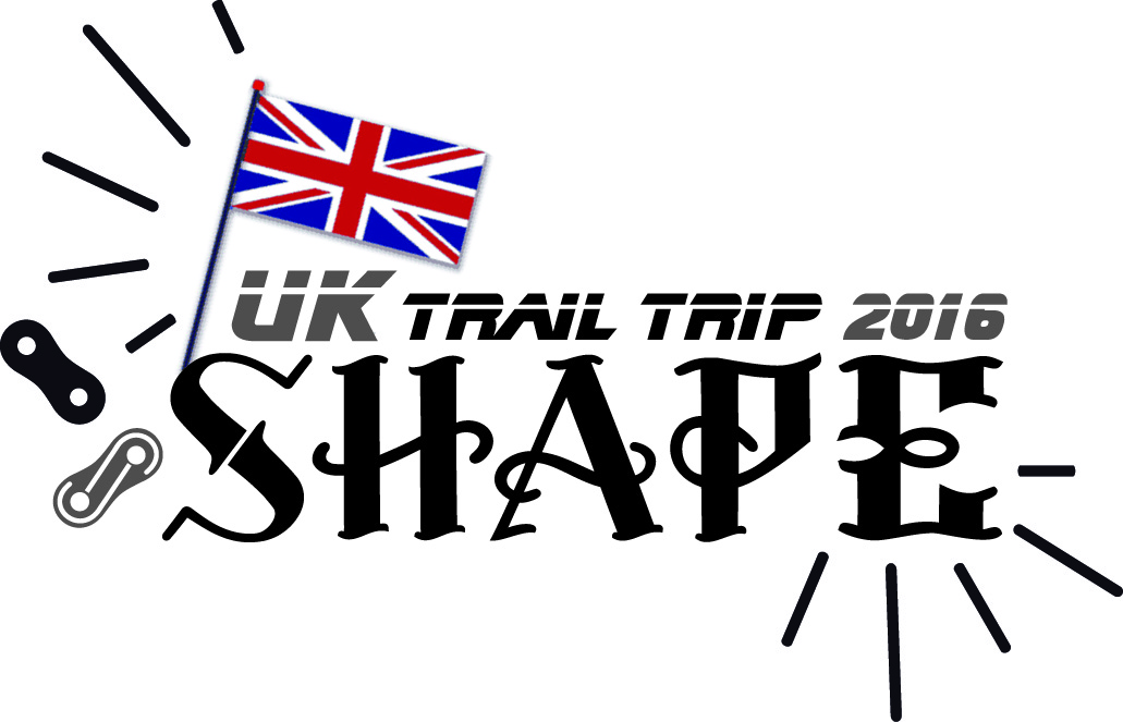 Shape bicycles UK trail trip 2016
