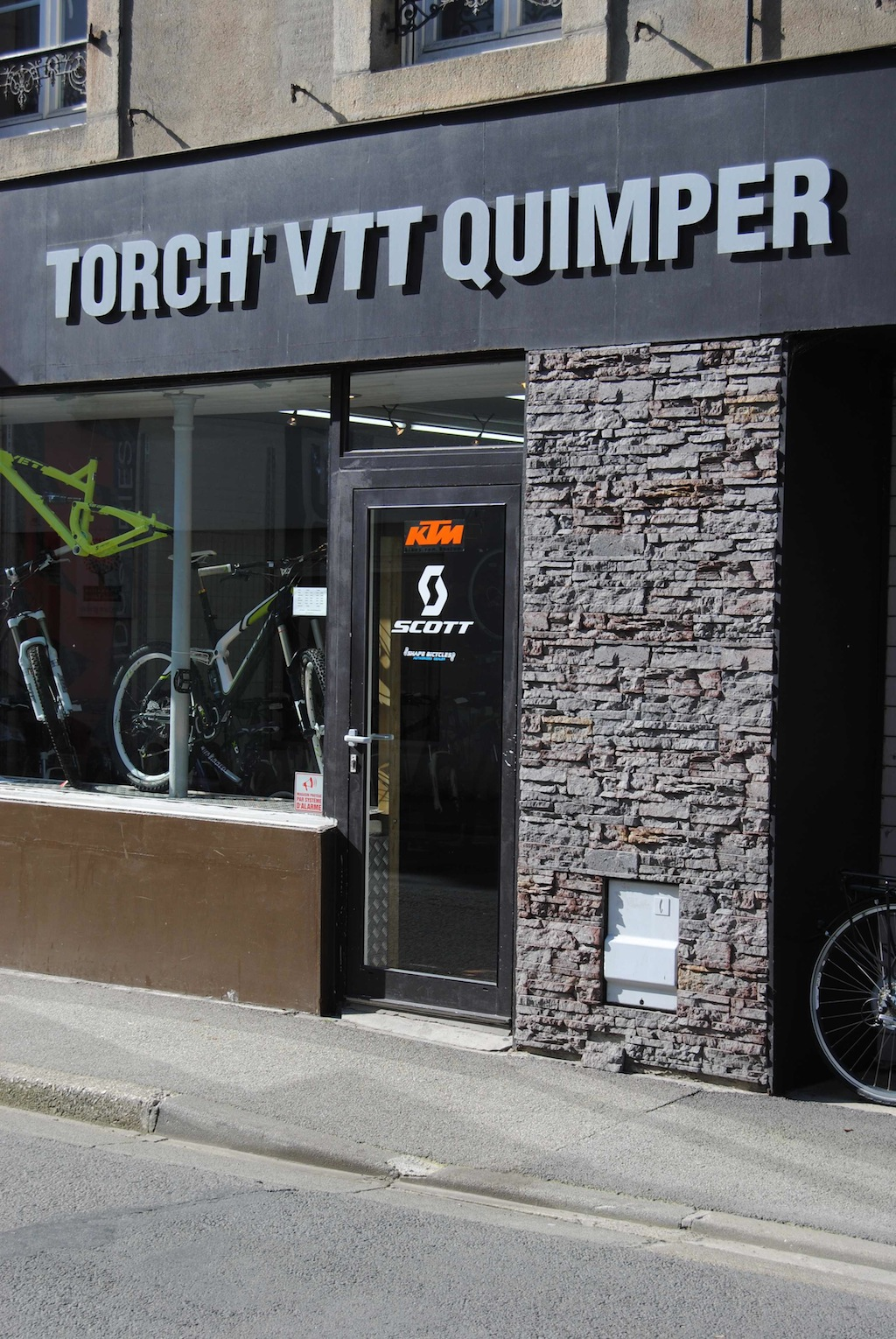 Shop Torch'VTT à Quimper