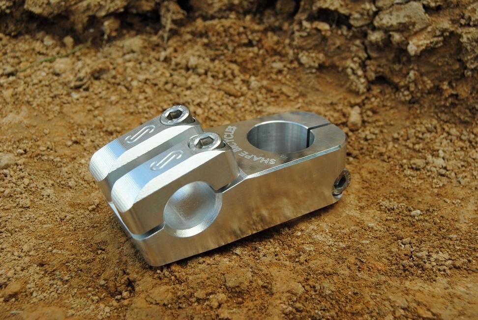 Potence de v/élo 35mm en Alliage daluminium Potence de v/élo de Montagne Potence de Guidon de v/élo Courte pour la Plupart des v/élos BMX VTT V/élo de Route